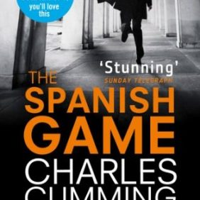 "Technical Consulting for ""The Spanish Game"" novel by Charles Cummings"