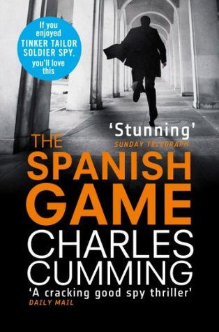 """Technical Consulting for """"The Spanish Game"""" novel by Charles Cummings"""