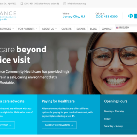 Alliance Community Healthcare, Inc – Caring For Hudson County Since 1963