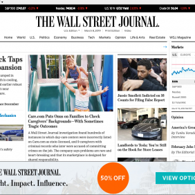 wsj.com technical seo manager
